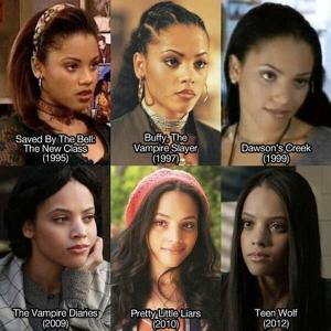 It is not impossible to speculate that Bianca Lawson herself might be an immortal being.